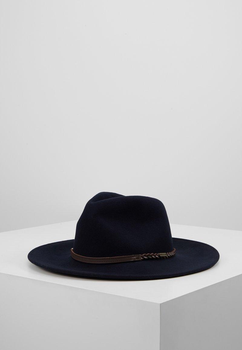 Barbour - TACK FEDORA - Hat - navy