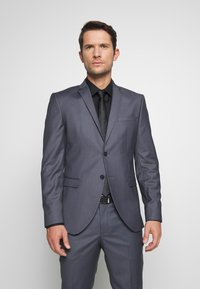 Selected Homme - SLHSLIM SUIT  - Anzug - stone - 2