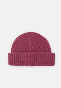 Samsøe Samsøe - BANKA HAT - Beanie - pink melange - 0