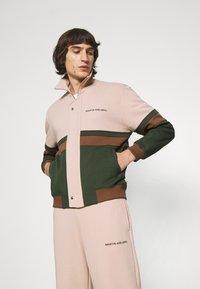 Martin Asbjørn - SAMUEL - Zip-up sweatshirt - multi coloured - 4