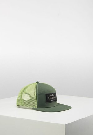TRUCKER CAP - Cap - fjell green