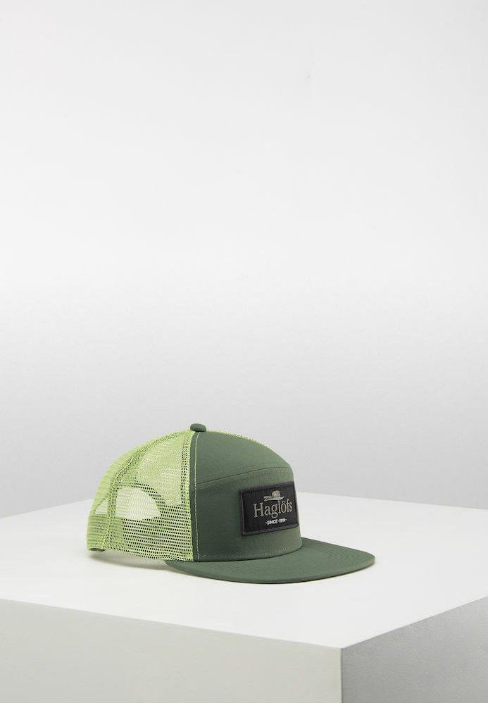 Haglöfs - TRUCKER CAP - Cap - fjell green