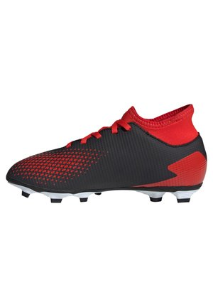 Moulded stud football boots - schwarz (200)