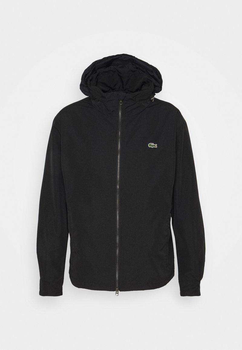 Lacoste - Summer jacket - black