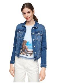 comma casual identity - Denim jacket - blue - 5