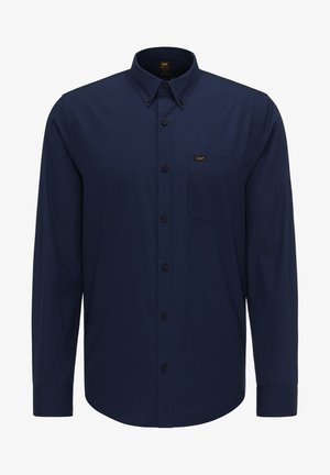 BUTTON DOWN - Koszula - navy