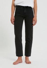 ARMEDANGELS - Straight leg jeans - black-grey - 7
