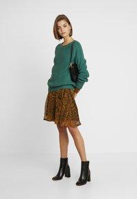 ICHI - Day dress - buckthorn brown - 2