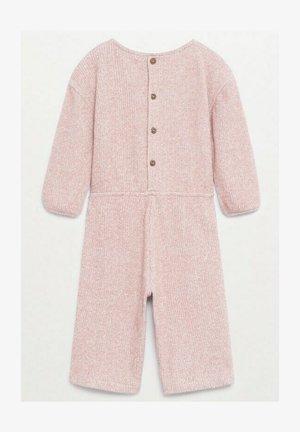 SCHIFFER - Jumpsuit - roze
