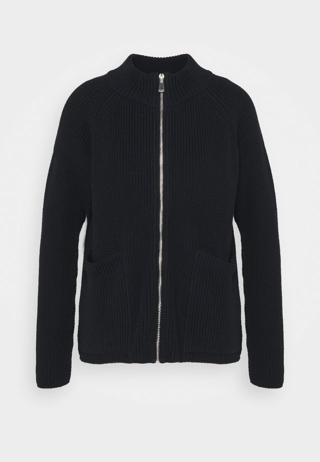 LAURA CARDIGAN - Gilet - navy