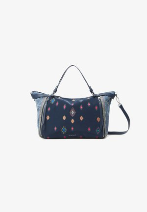 BOLS JULY TRIBU LIBIA - Handbag - dunkelblau