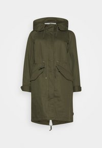 TOM TAILOR - AUTHENTIC WINTER - Parka - olive night green - 5