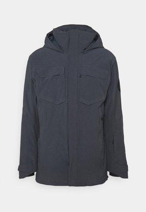 STANCE CARGO JACKET - Ski jacket - black/heather