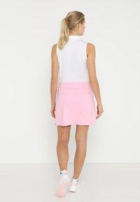 adidas Golf - ULTIMATE ADISTAR SKORT - Sports skirt - true pink - 2