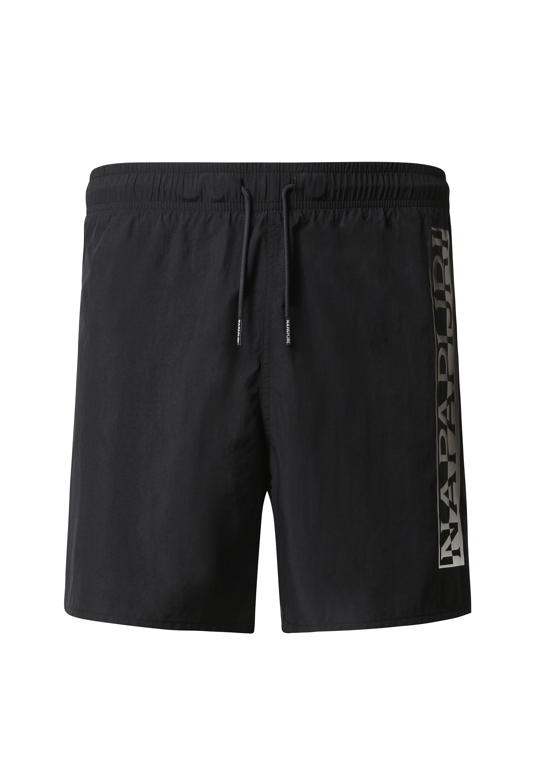 Napapijri Short de bain - black
