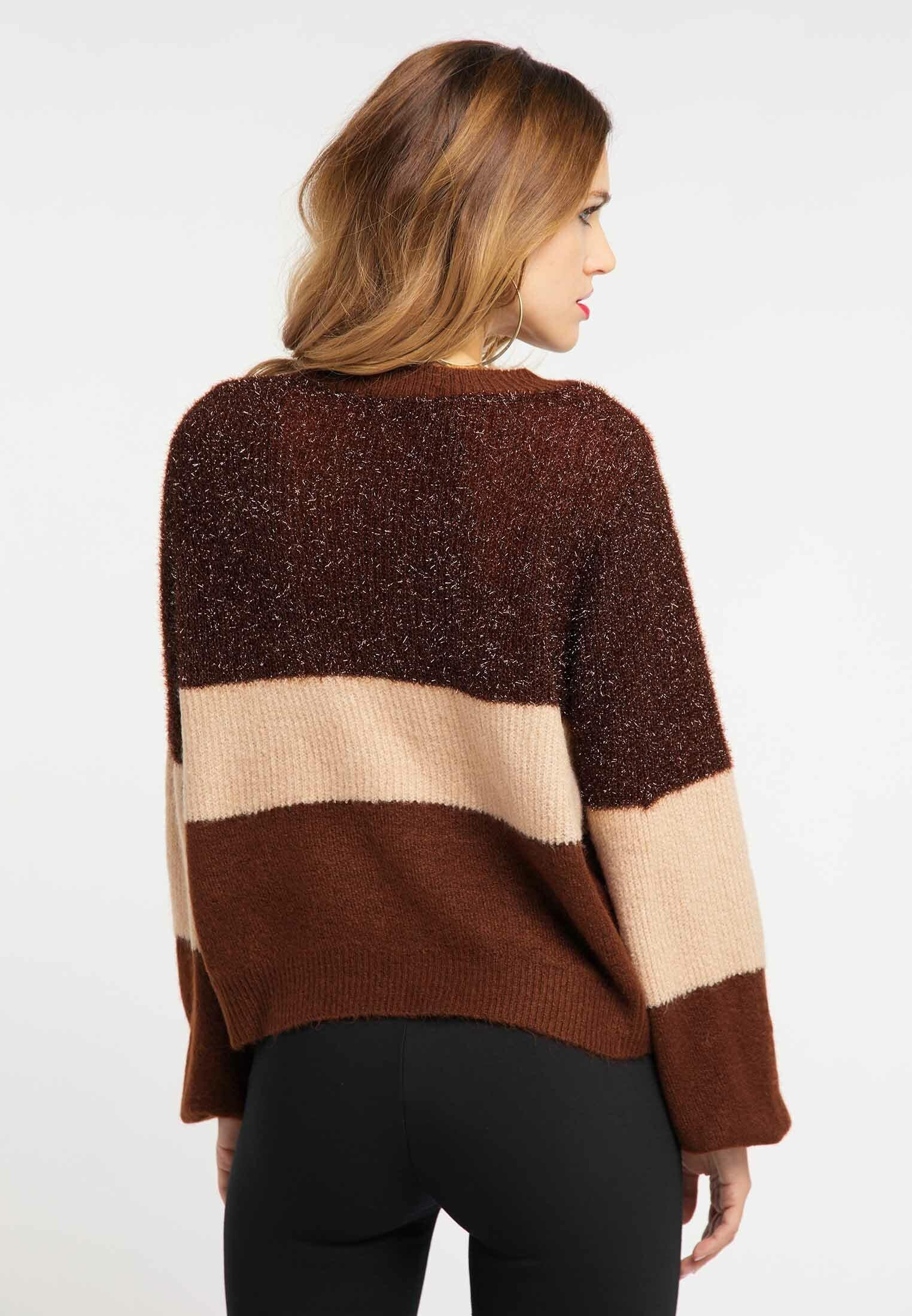 Online Shop Women's Clothing faina Jumper brown TbUrz6KHX