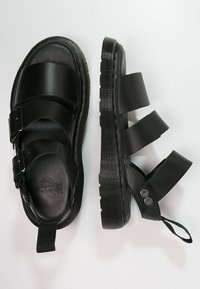 Dr. Martens - GRYPHON - Sandals - black - 1