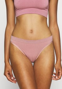 Out From Under for Urban Outfitters - MARKIE PANT 3 PACK - Briefs - rose/orchid/caramel - 3