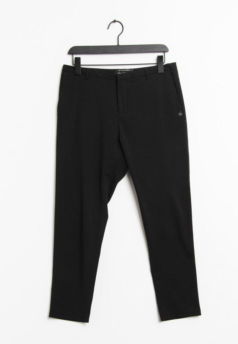 Maison Scotch - Trousers - black