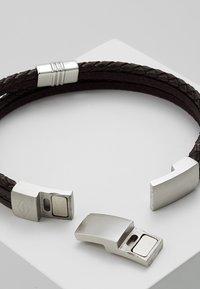 Fossil - VINTAGE CASUAL - Bracelet - braun - 4