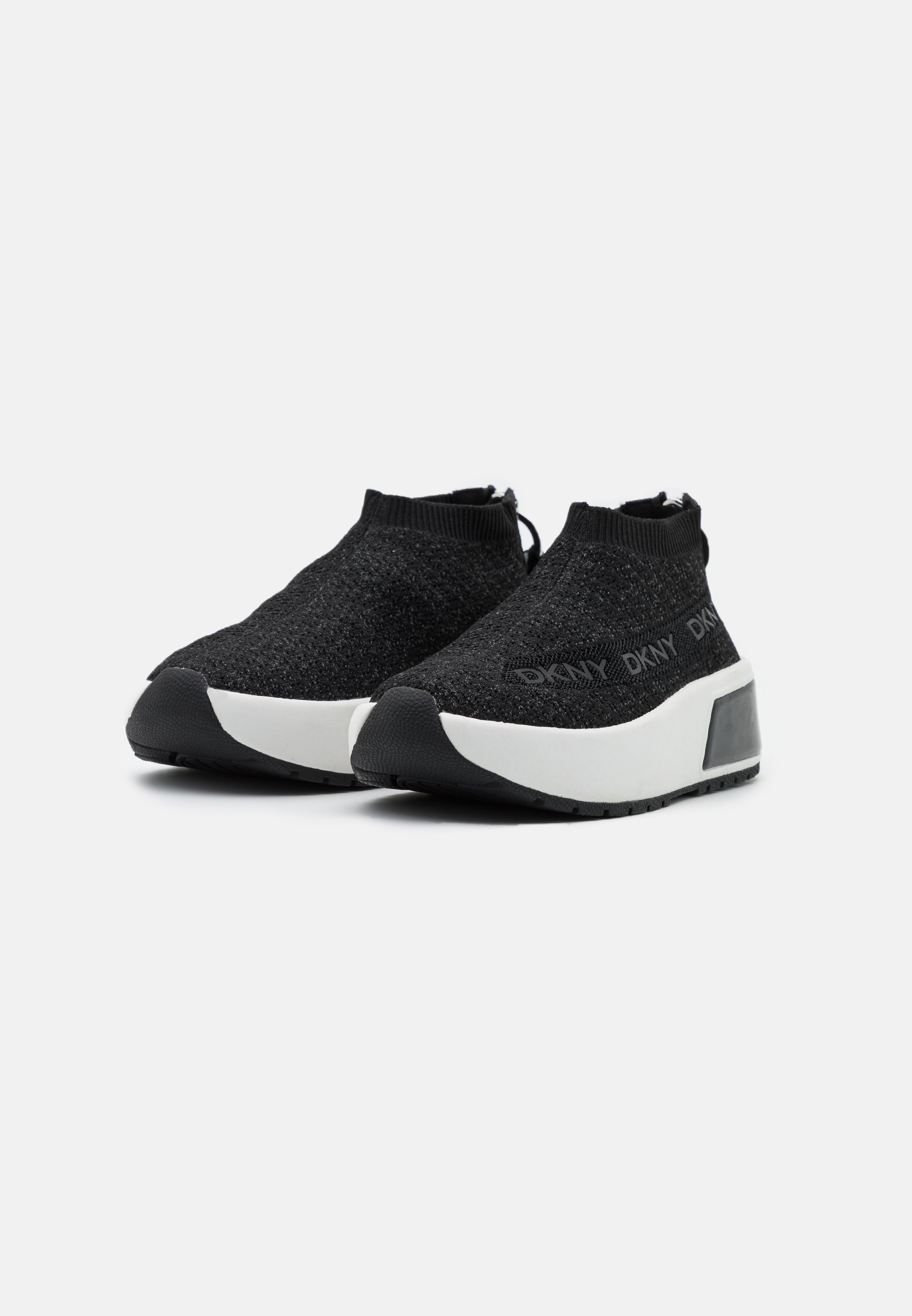 DKNY DRAYA SLIP ON  Sneaker low black/schwarz