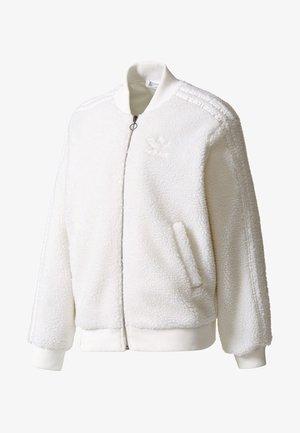 Bomber Jacket - white