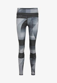 Reebok - RUNNING LUX BOLD LEGGINGS - Leggings - black - 5
