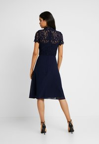 Chi Chi London Tall - ANISE - Cocktail dress / Party dress - navy - 3