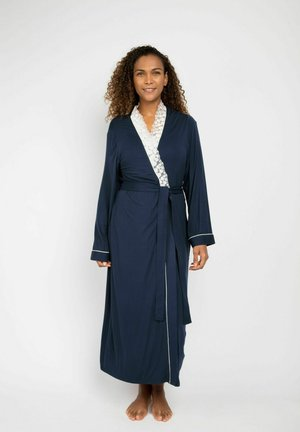 JUDY - Dressing gown - navy