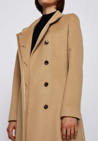 BOSS - CETIVA - Classic coat - light brown - 3