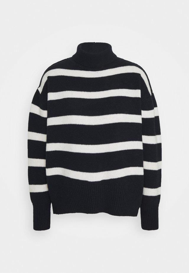 HUSKY  - Maglione - dark navy / offwhite