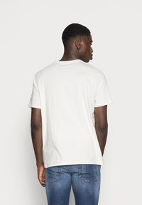 Ecoalf - MIN MAN - Print T-shirt - white sand - 2