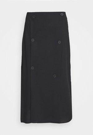KOTOMI SKIRT - A-line skirt - darkest black