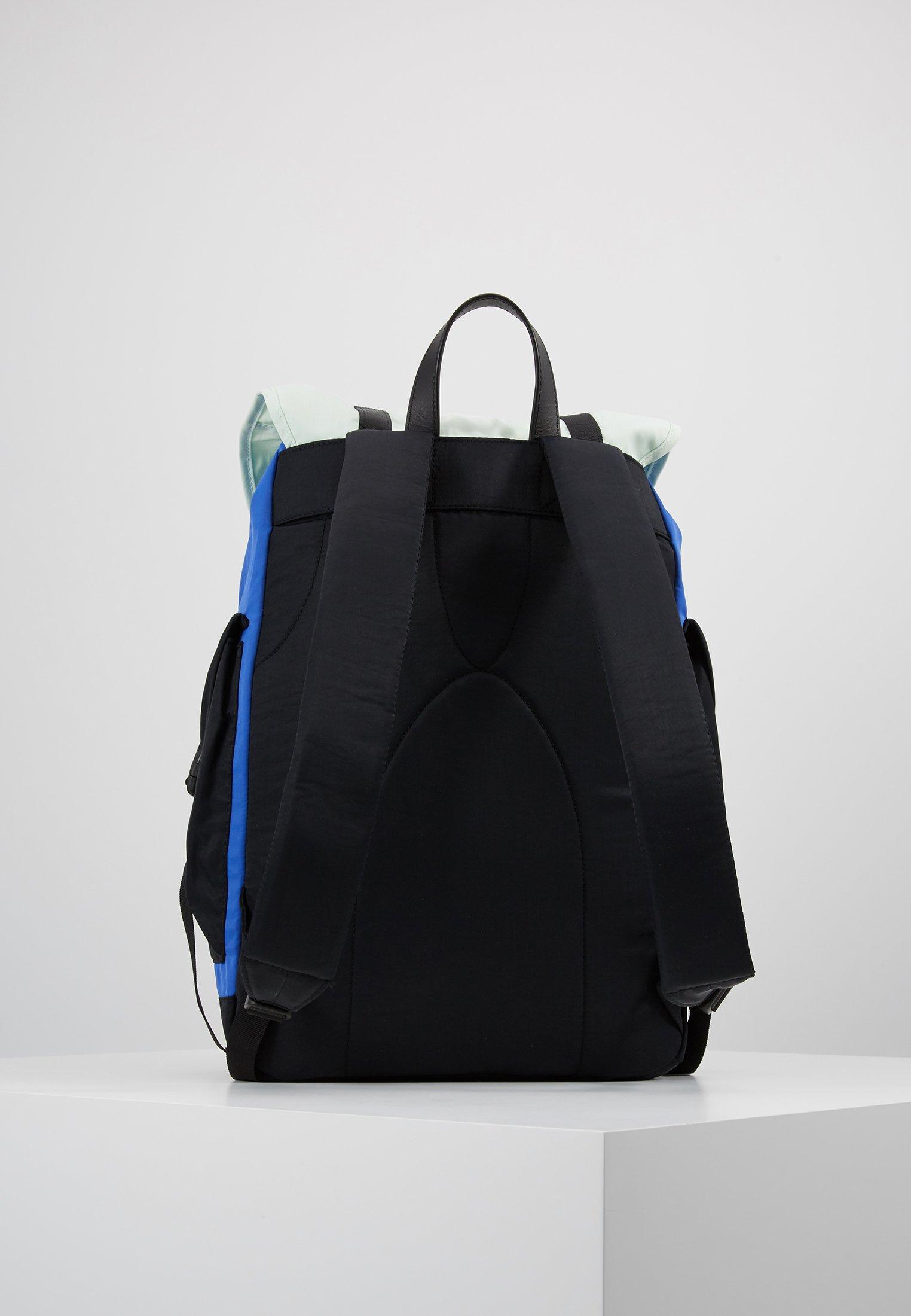 Recomendar barato Sandqvist CHARLIE - Mochila - blue/green/black | Complementos para mujer 2020 5OLJA