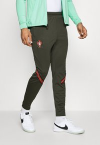 Nike Performance - PORTUGAL FPF DRY SUIT - Chándal - mint/sequoia/sport red - 3