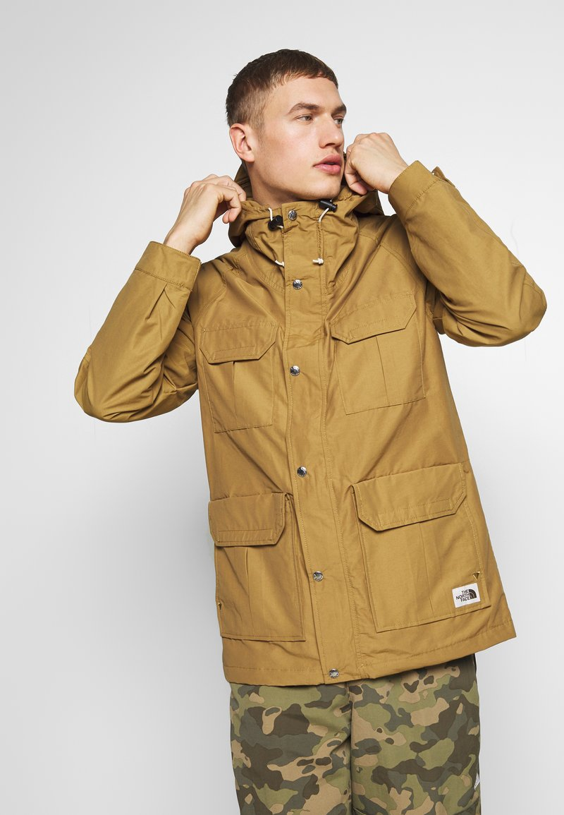 The North Face - MOUNTAIN - Blouson - british khaki