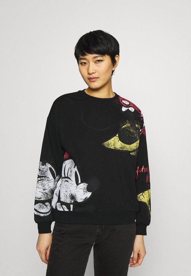 MINNIE - Sweater - black