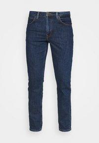BROOKLYN STRAIGHT - Straight leg jeans - dark stonewash