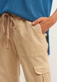 OXXO - Cargo trousers - antik pecan - 3