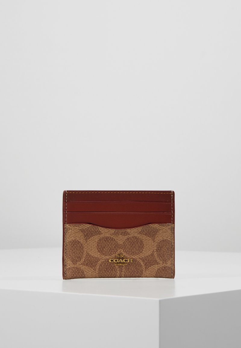 Coach - Wallet - tan rust