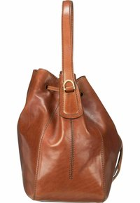 The Bridge - Handbag - brown gold - 3