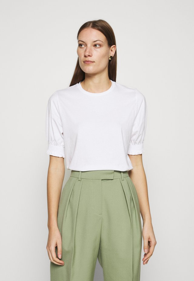 JAKE - T-shirt med print - white
