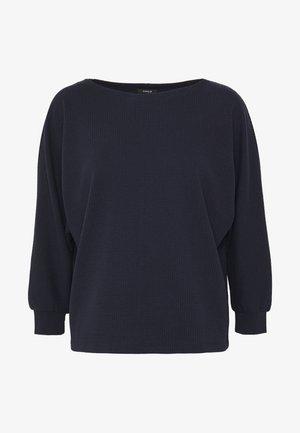 SOBBY - Sweatshirt - just blue
