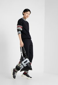 Sonia Rykiel - Sweatshirt - noir multico - 1