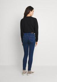 Lee - SCARLETT HIGH - Jeans Skinny - vintage ayla - 2