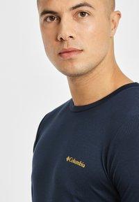 Columbia - Print T-shirt - dark blue - 3
