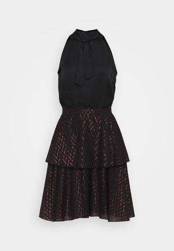 Cocktail dress / Party dress - black/dark moon