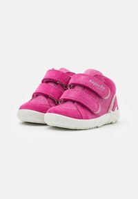 Superfit - STARLIGHT - Baby shoes - rosa - 1
