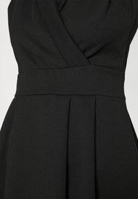 WAL G. - SOPHIA SKATER DRESS - Cocktail dress / Party dress - black - 5