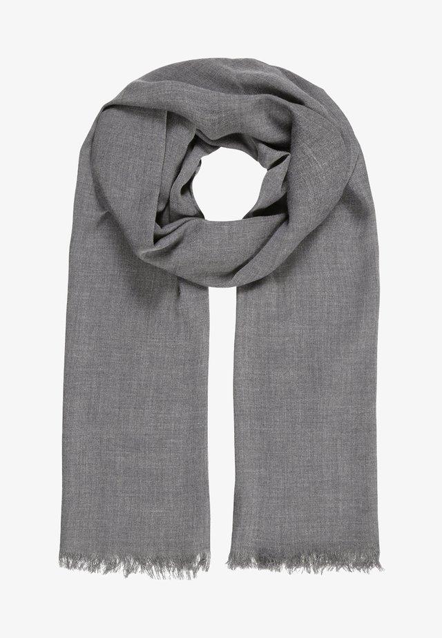Sjal / Tørklæder - midgrey